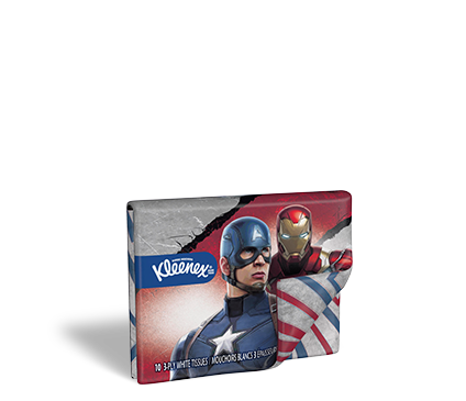 Kids Warehouse Captain America Sides of Wars Hand Towel