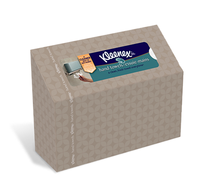 Kleenex Disposable Bathroom Hand Towels