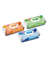 Kleenex wet wipe varieties are perfect for cleaning hands and face.