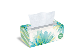 Soothe the season's sensitive with these aloe and vitamin E infused tissues