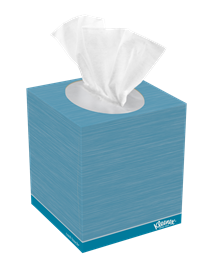 KLEENEX® COOL TOUCH* TISSUES