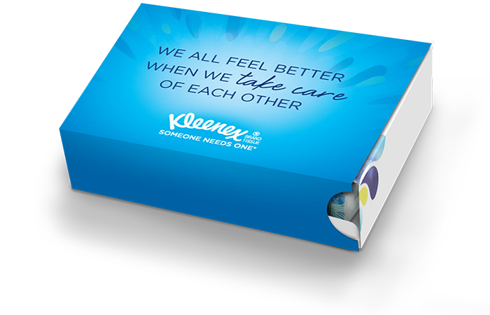 FREE Kleenex Care Pack!