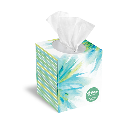Tissues with Lotion