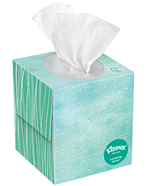 KLEENEX® TISSUES WITH LOTION